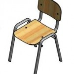 scaun elev blat fag