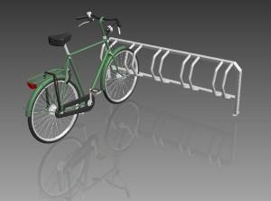 suport bicicleta georgian